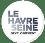 Le Havre Seine Développement Logo