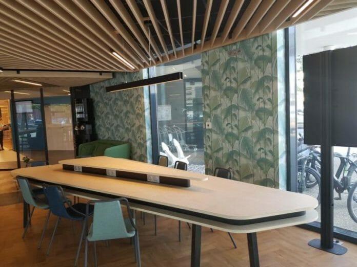 Wojo Corner Novotel Le Havre Gare
