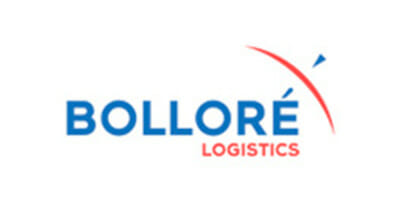 Logo Bollore Logistics