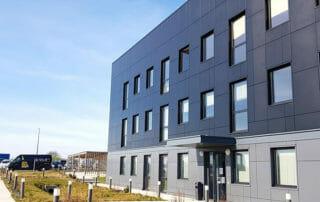 Hôtel d'entreprises Le Havre Plateau - Bureaux à louer au nord du Havre