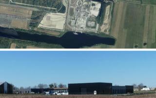 Grand-Canal-du-Havre et Parc Eco-Normandie, labelisés sites industriels clef en main - France Relance - Le Havre - Seine-Maritime - Normandie