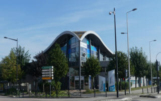 pépinière d'entreprises Le Vaisseau - bureaux et ateliers à louer au Havre | Seine-Maritime | Normandie